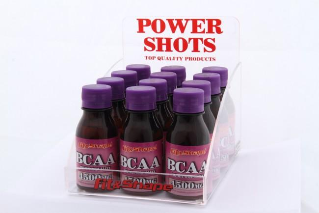POWER SHOT - BCAA 4500 FIT & SHAPE