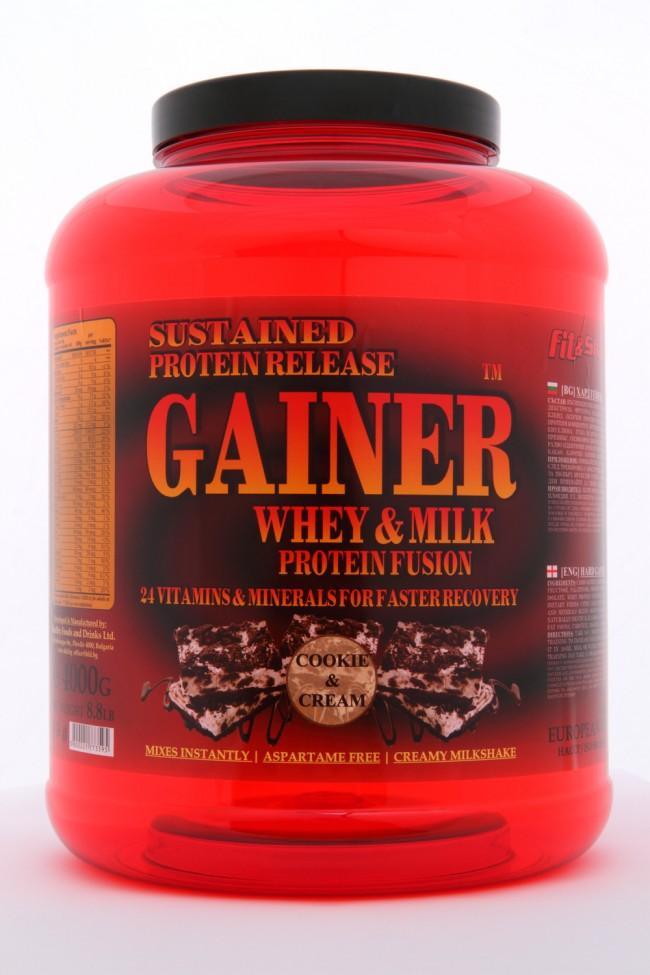 HARD GAINER 4 000 g