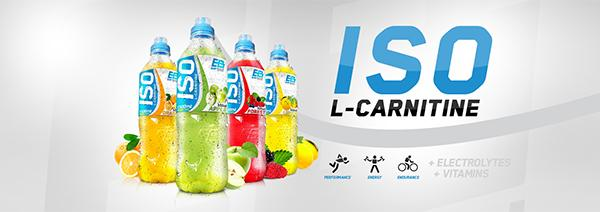 Iso L-carnitine 1500mg / 500ml EVERBUILD