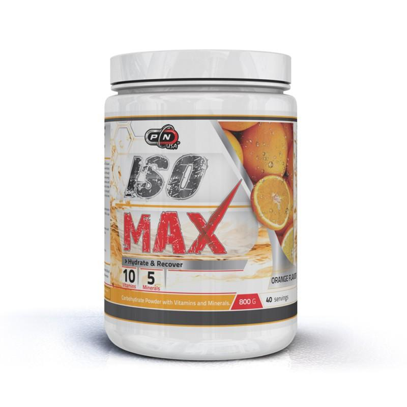ISO MAX - Orange - 800 Г Pure Nutrition