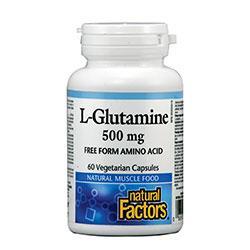 L-Glutamine micronized 300 грама