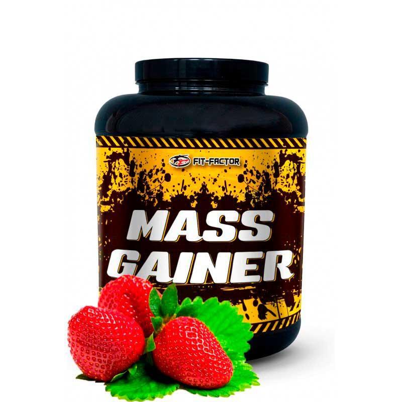 Mass Gainer - Гейнер за мускулна маса 4000гр.