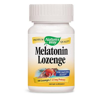 Мелатонин 2,5 mg х 100 капс.