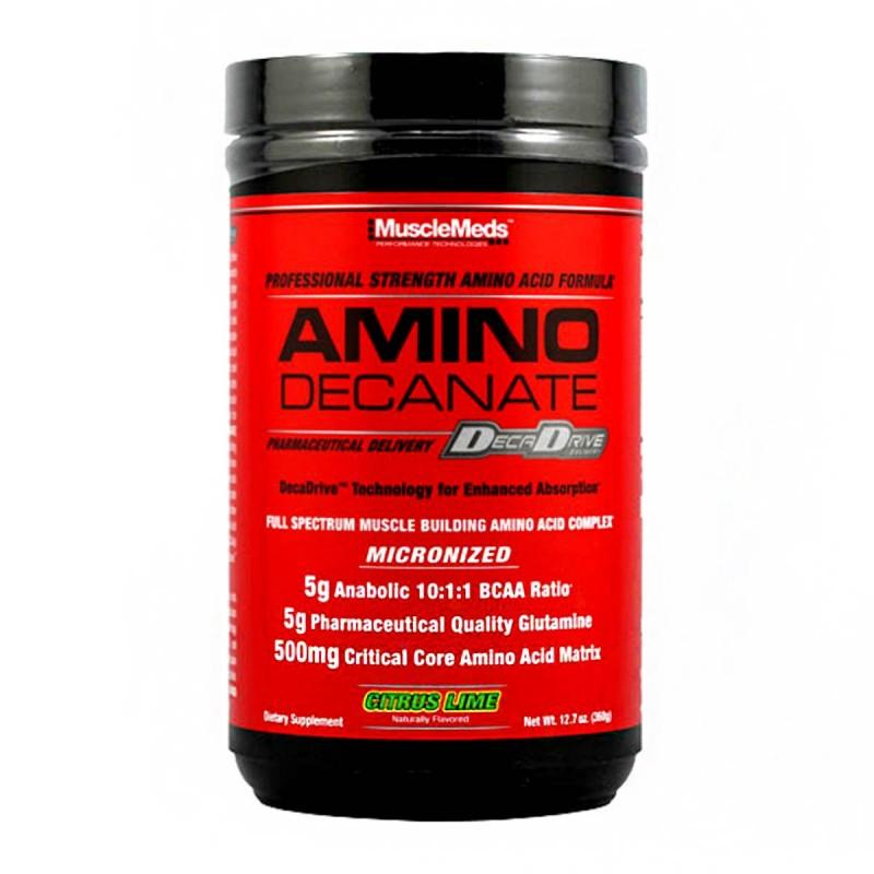 MuscleMeds - Amino Decanate - 333 Г