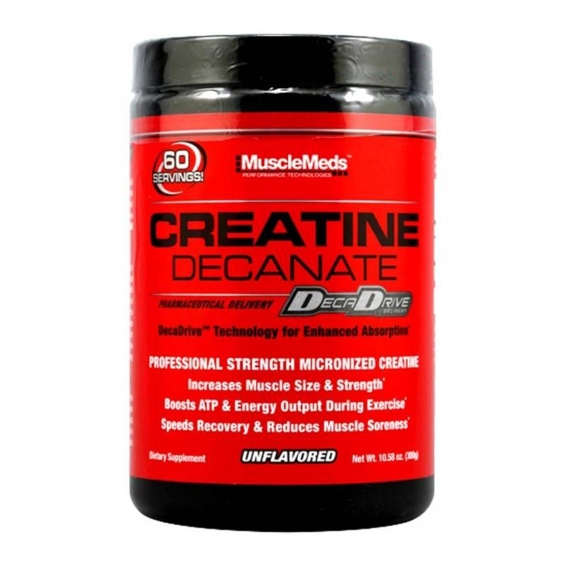 Creatine Decanate - 300 Г MuscleMeds