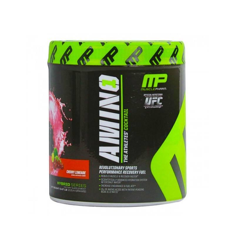Amino1 - 15 Дози MusclePharm