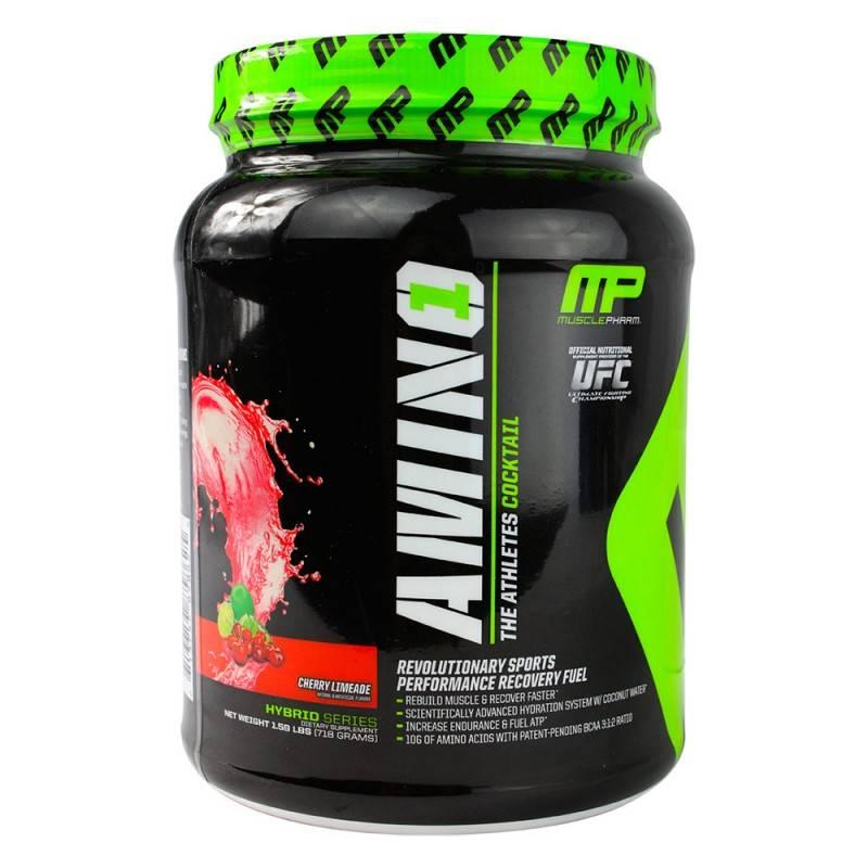 Amino1 - 50 Дози MusclePharm