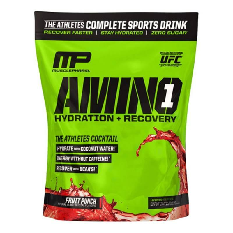 Amino1 - 60 Дози MusclePharm