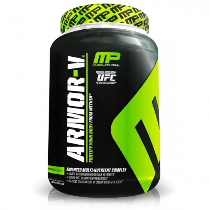 MusclePharm - Armor-V - 180 Капсули