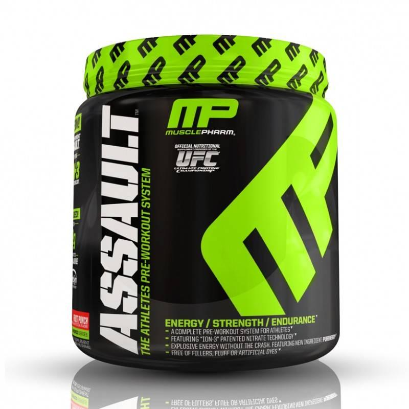 MusclePharm - Assault XT - 30 Дози
