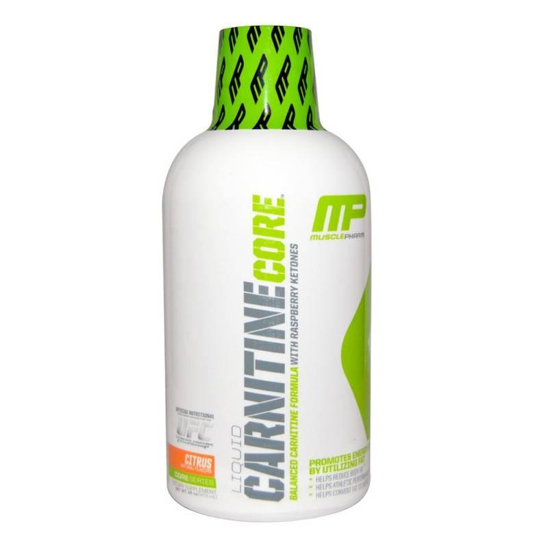 MusclePharm - Carnitine Core - Tечен 453 МЛ