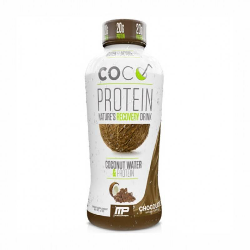 MusclePharm - Coco Protein - 355 МЛ