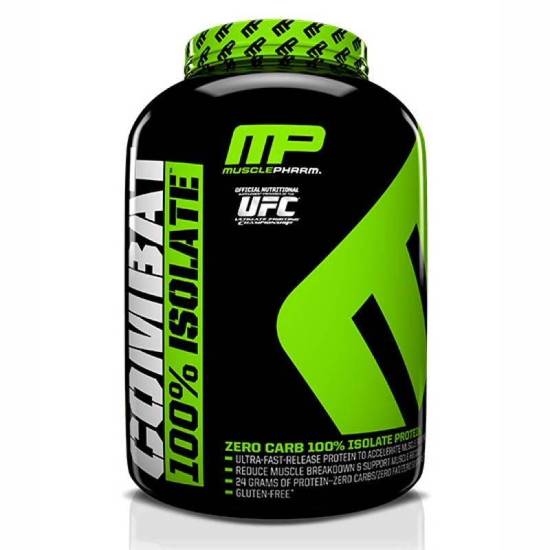 MusclePharm - Combat 100% Isolate - 2268 Г