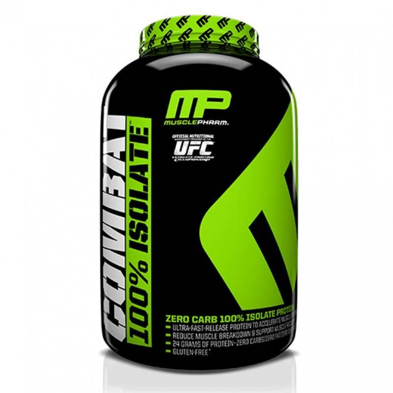 MusclePharm - Combat 100% Isolate - 907 Г