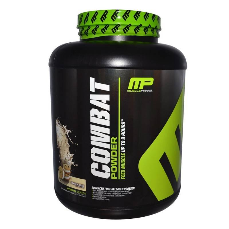 MusclePharm - Combat Powder - 1814 Г
