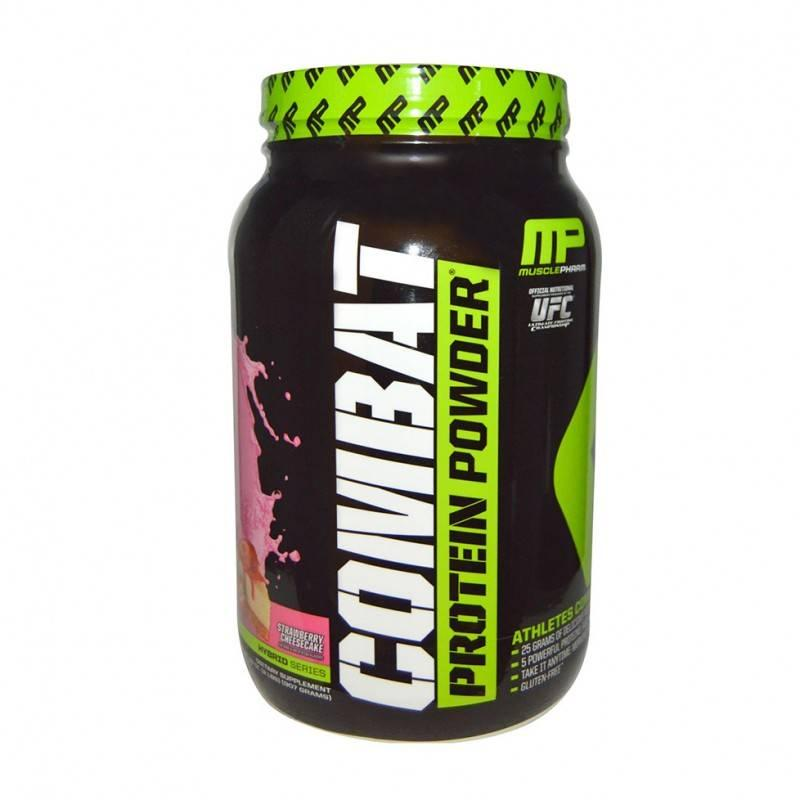 MusclePharm - Combat Powder - 908 Г