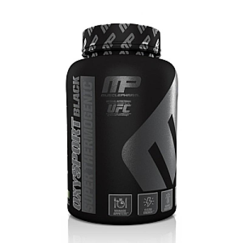 MusclePharm - OxySport Black