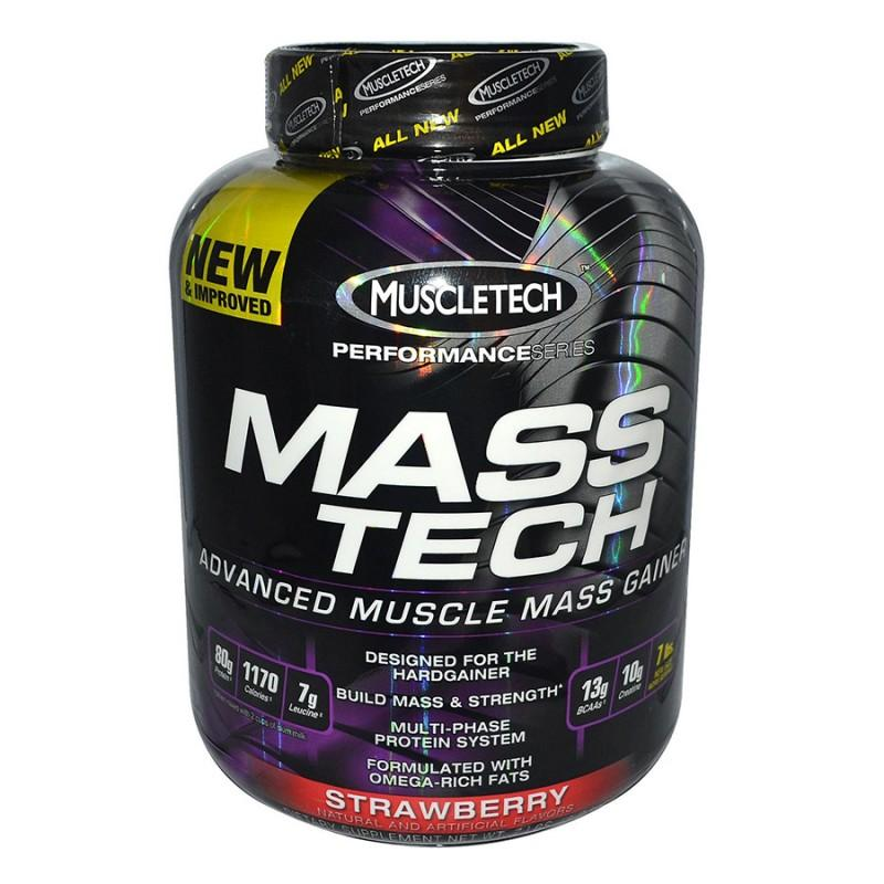 MuscleTech - MASS-TECH - 7 LB