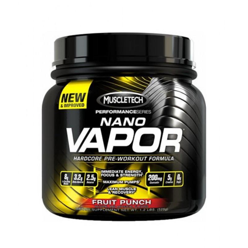 MuscleTech - NANO Vapour - 40 Дози