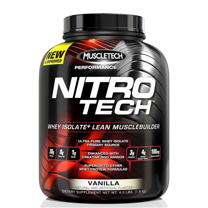 MuscleTech - NITRO-TECH - 4 LB