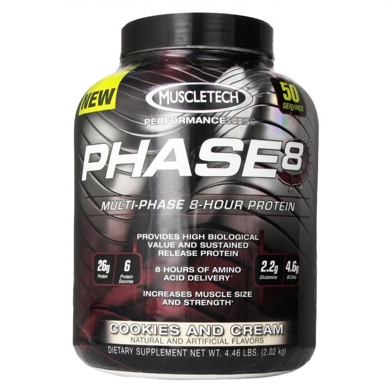 MuscleTech - Phase8 - 2000 Г