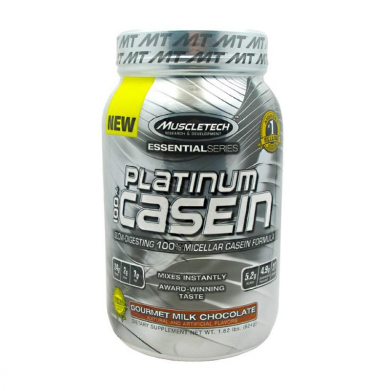 MUSCLETECH - Platinum 100% Casein - 2 LB