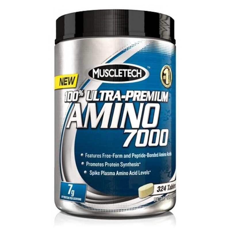 MuscleTech - Ultra-Preimium Amino 7000