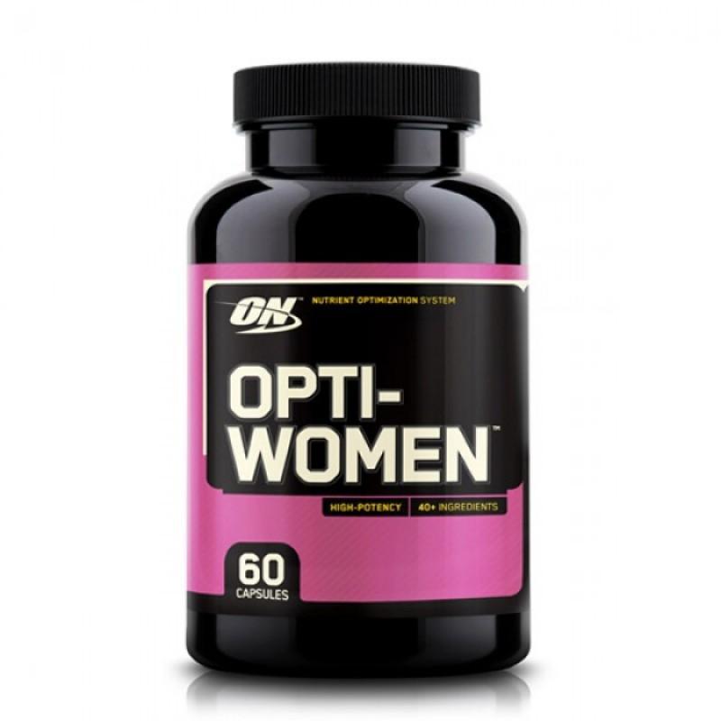 Optimum Nutrition - Opti-Women - 60 капсули