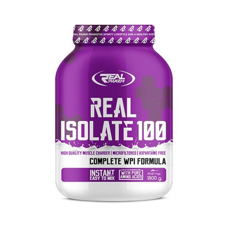 Real Isolate 100 1800 гр Real Pharm