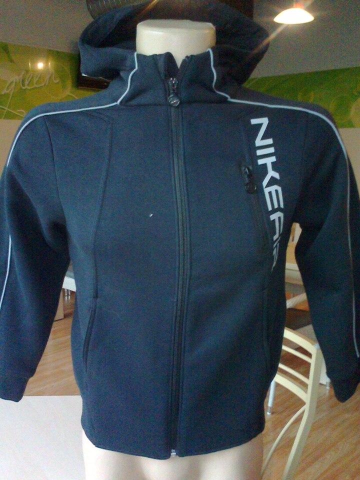 N 286546-FULLZIP HOODY FLEECE WARM UP