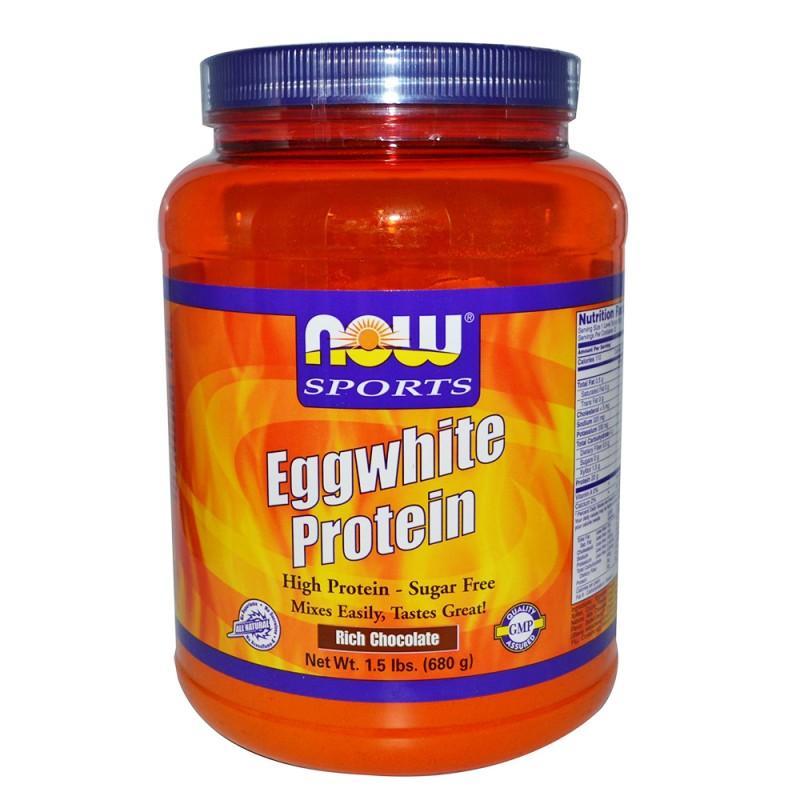 Eggwhite Protein - 680 Г NOW Sports