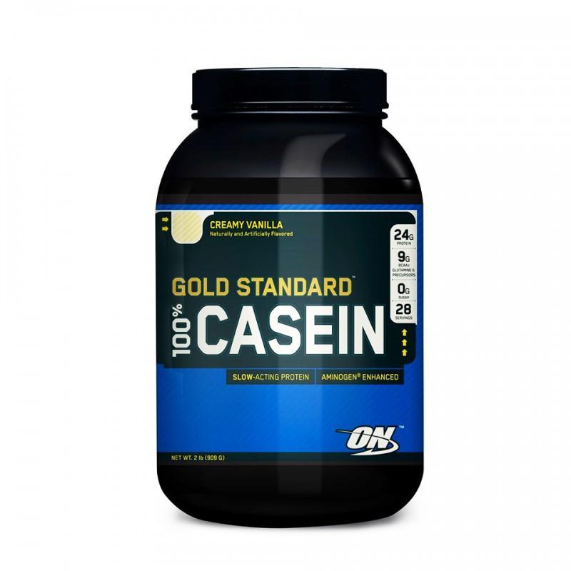 100% Casein Protein - 908 Г Optimum Nutrition
