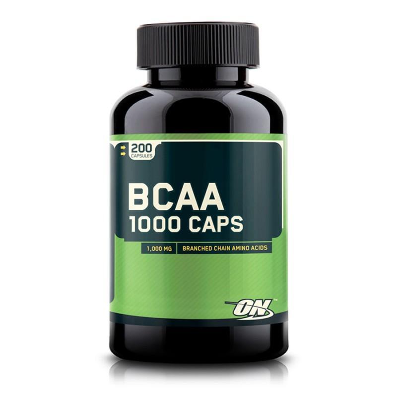 Optimum Nutrition - BCAA 1000 - 200 Капсули