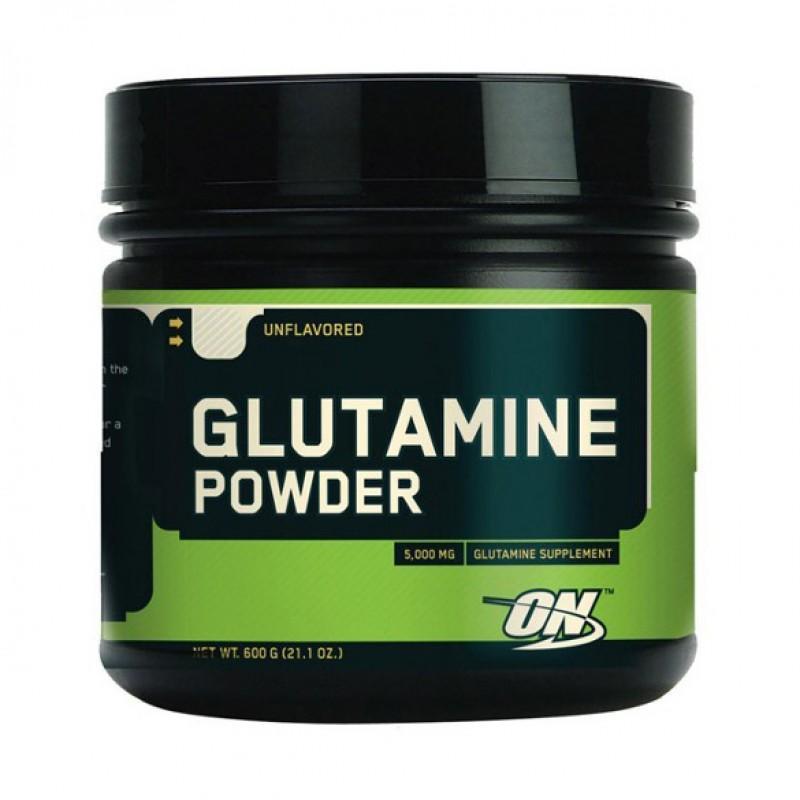 Optimum Nutrition - Glutamine Powder - 600 Г