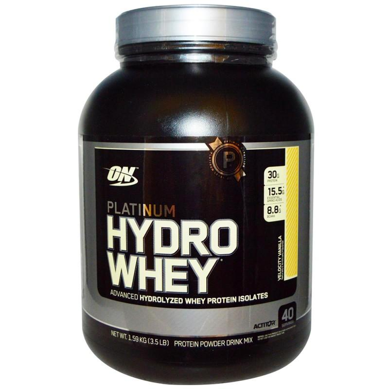 Hydro Whey - 1600 Г Optimum Nutrition