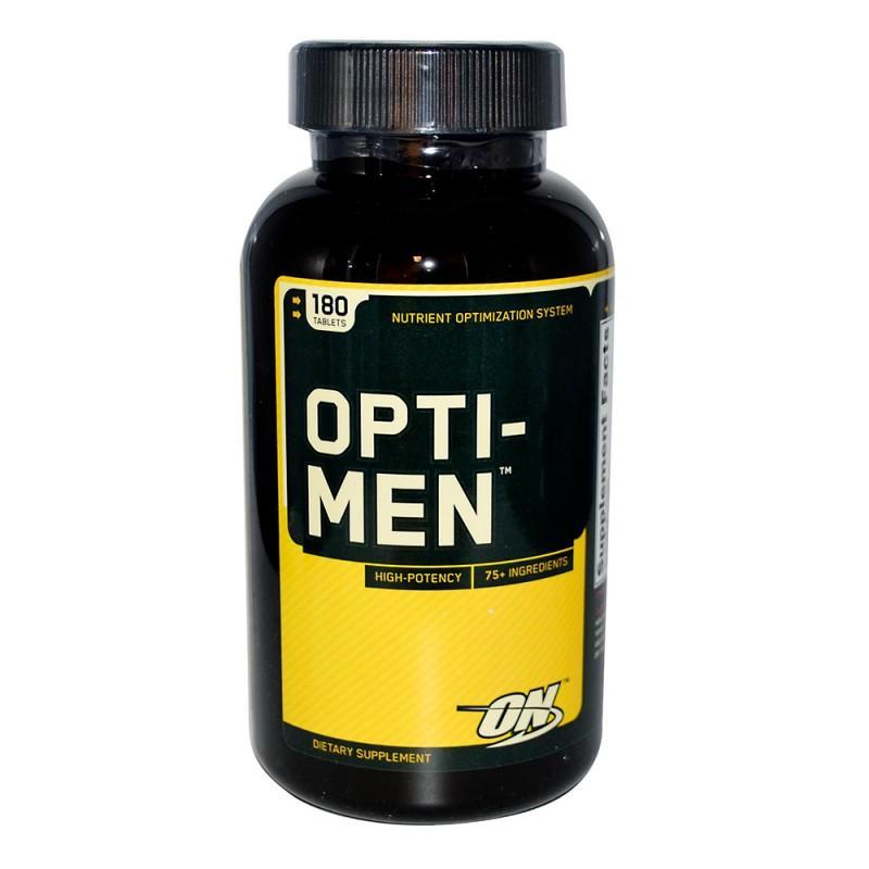 Optimum Nutrition - Opti-Men - 180 Tаблетки