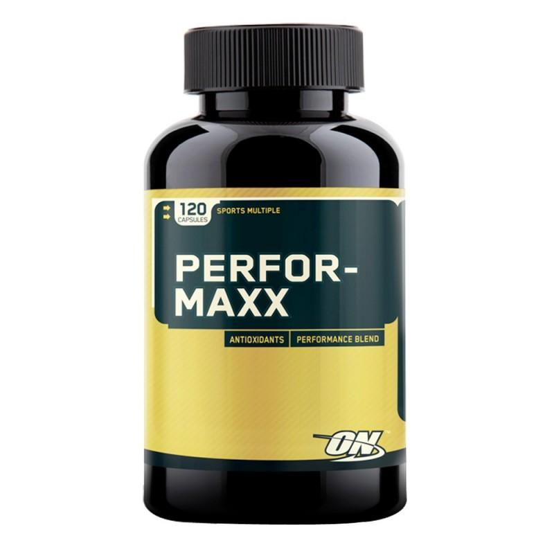 Optimum Nutrition - PerforMAXX - 120 Капсули