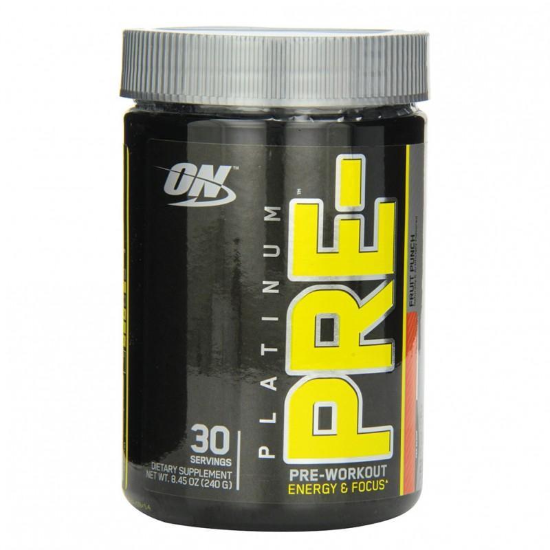 Optimum Nutrition - Platinum PRE - 240 Г