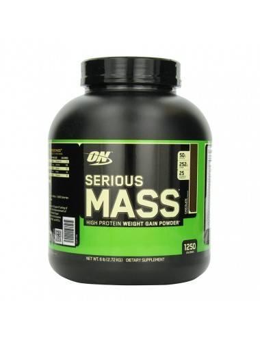 Serious Mass - 2720 Г