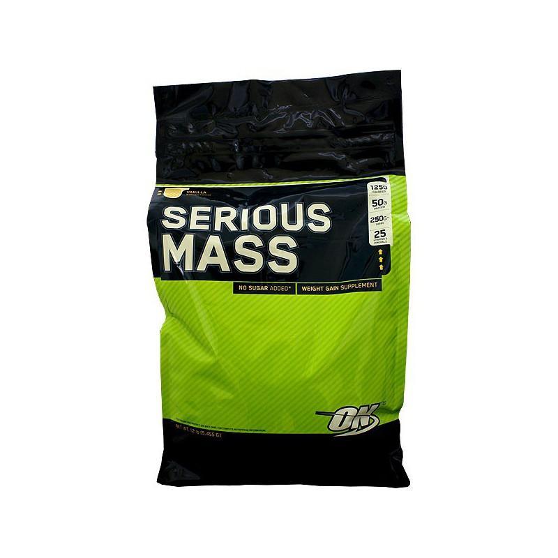 Serious Mass - 5450 Г