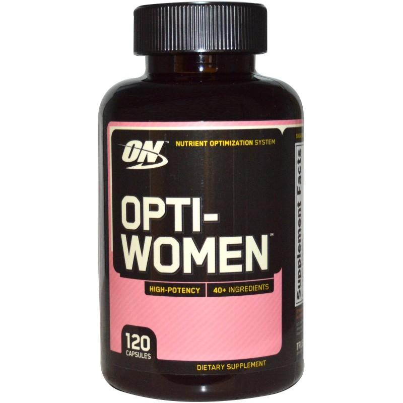 Optimum Nutrition - Opti-Women - 120 капсули