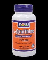 L-ORNITHINE 500 МГ - 60 КАПСУЛИ