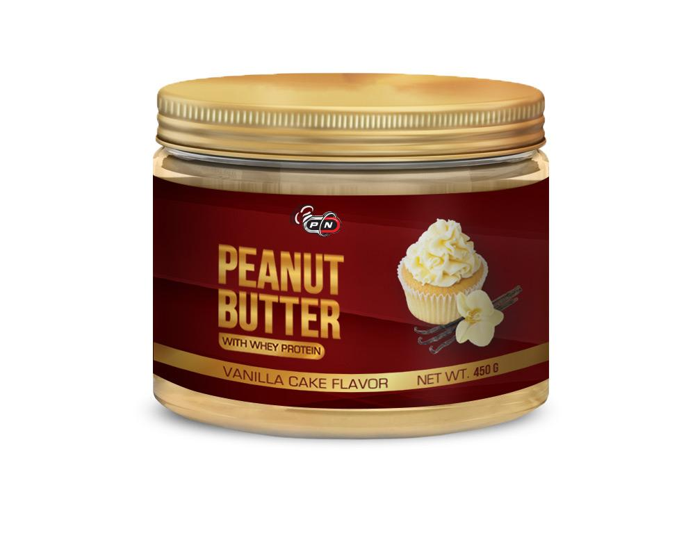 Pure Nutrition - Peanut Butter with Whey Protein- 450 g