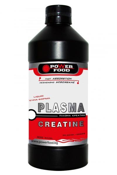 Plasma Creatine 300мл Power Food