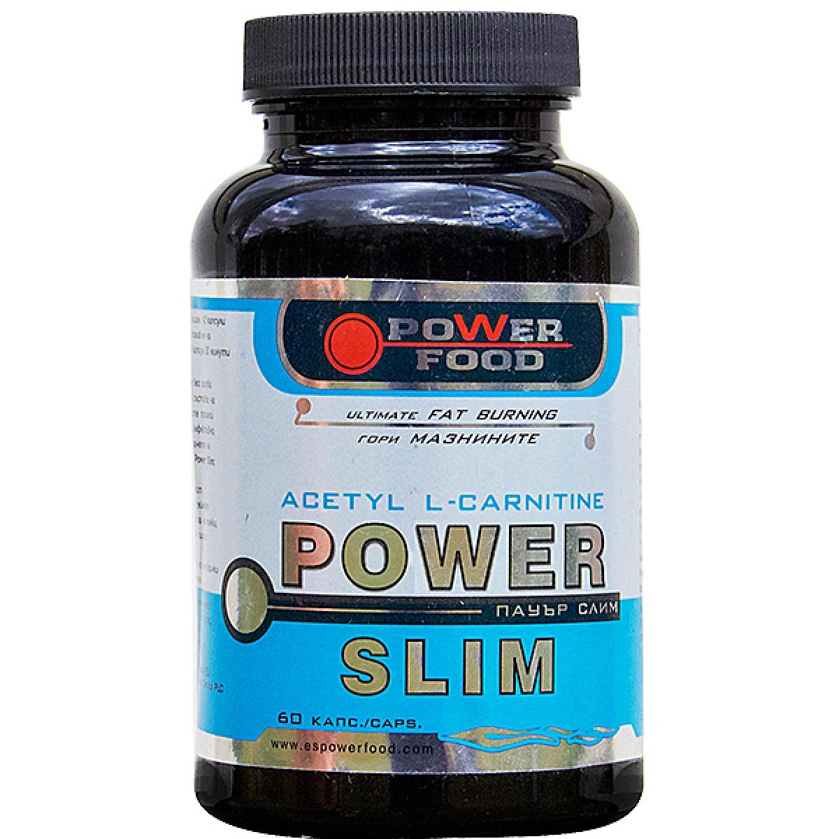 Power Slim 60 капсули