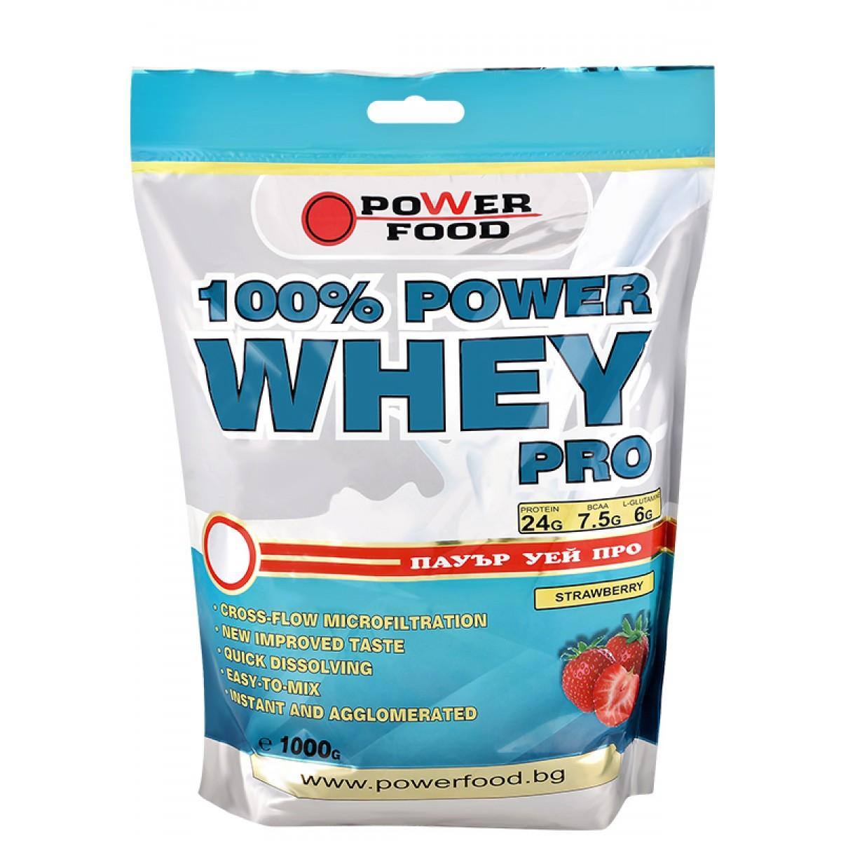 Power Whey Pro - 1000 gr
