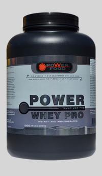 Power Whey Pro  1800 gr