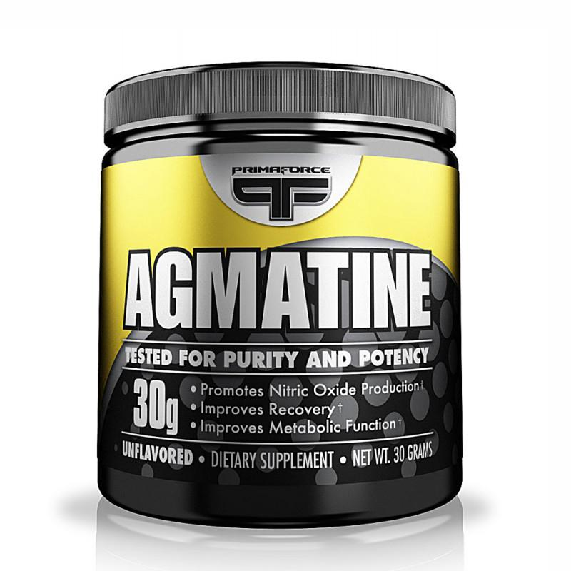 PRIMAFORCE - Agmatine Sulfate - 30 Г