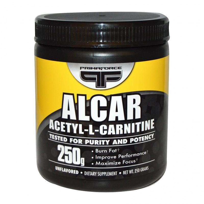 PRIMAFORCE - ALCAR (Acetyl L-Carnitine) - 250 Г