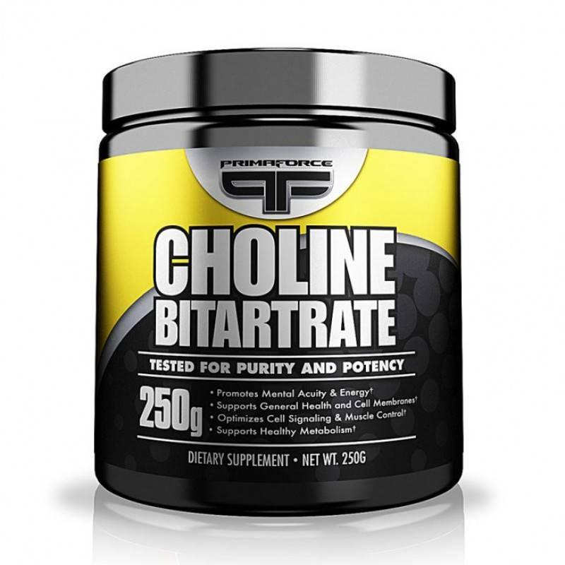 PRIMAFORCE - Choline Bitartrate